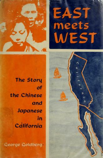 Cover of: East meets West | George Goldberg